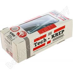 Болт din 933 с шестигранной головкой, оцинкованный м10х70, 15шт - коробка tech-krep 126521