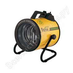 Тепловая пушка электрическая ballu bhp-p2-3 limited edition нс-1173250