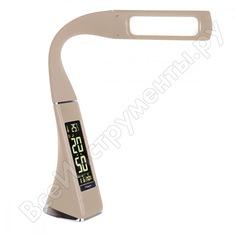 Светодиодный настольный светильник elektrostandard tl90220 elara бежевый a039460