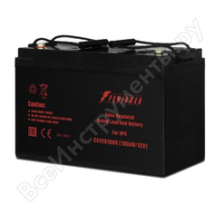 Аккумуляторная батарея ca121000 ups для ибп powerman 1157252