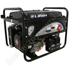 Бензиновый генератор lifan 6gf2-4