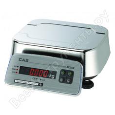 Весы cas fw500-15e 1n0fw6153gci0501