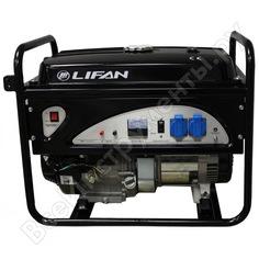 Бензиновый генератор lifan 5gf-3