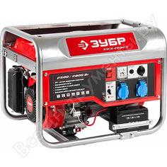 Бензиновый генератор зубр зэсб-2800-э