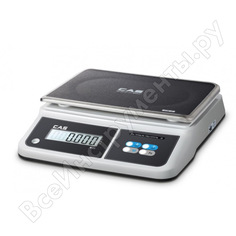 Весы cas prii-30cd 810prl303gci0501