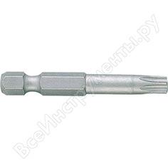 Вставка торцевая torx (т7; 150 мм; 1/4hex) для шуруповерта king tony 711507t