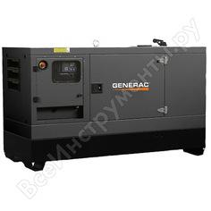 Дизельный генератор в шумозащитном кожухе generac pme 65