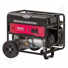 Бензиновый генератор briggs&stratton sprint 6200a mbk0016084
