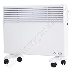 Конвекционный обогреватель galaxy gl 8226 белый