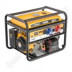 Бензиновый генератор denzel ps 90 ed-3, 9,0квт 946944