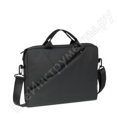 """Сумка для ноутбука и документов rivacase laptop bag grey, 15.6"""" 8730"""