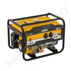 Бензиновый генератор denzel ps 28, 2,8 квт, 230в, 15л, ручной стартер 946824