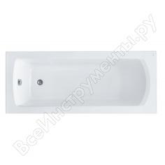 Ванна santek монако 160х70 прямоугольная, акриловая 1.wh11.1.977, 00000046415