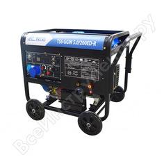 Инверторный бензиновый сварочный генератор тсс ggw 5.0/200ed-r 022957
