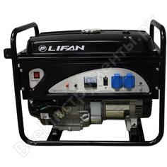 Бензиновый генератор lifan 6gf-3