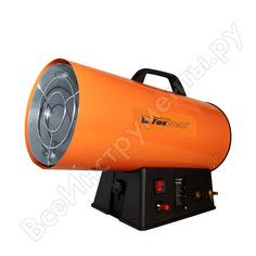 Газовая тепловая пушка foxweld foxheat p 33 7209
