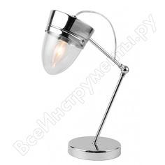 Настольная лампа rivoli 3032501 falco t1 cr 1e14 40w б0037682