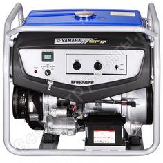 Бензиновый генератор yamaha ef 5500 efw 7p5317-070a