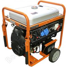 Бензиновый генератор zongshen pb 15003 e 1t90df151
