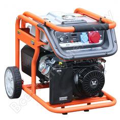 Бензиновый генератор zongshen kb 7003 e 1t90df733