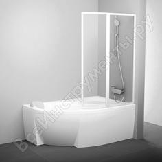 Шторка для ванны ravak vsk2 rosa 170 правая, rain, supernova 00000017948