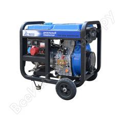 Дизельный генератор тсс sdg 8000eh3a 100021