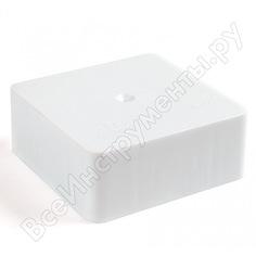 Универсальная коробка промрукав 40-0450 безгалогенная hf 75х75х30 90шт 40-0450