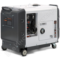 Дизельный генератор daewoo ddae 9000sse