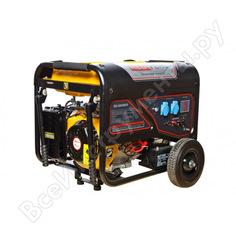 Бензиновый генератор redverg rd-g6500en 5024811
