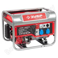 Бензиновый генератор зубр зэсб-2800