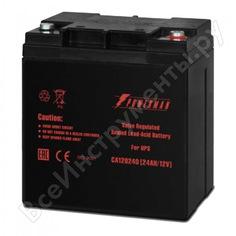 Аккумуляторная батарея ca12240 ups для ибп powerman 6114087