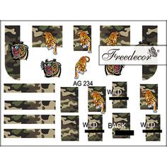 Freedecor, Слайдер-дизайн «Аэрография» №234