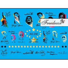 Freedecor, Слайдер-дизайн «Аэрография» №230