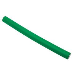 Dewal, Бигуди-бумеранги, зеленые, 20x240 мм