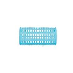 Dewal, Бигуди со шпильками, голубые, 38x76 мм
