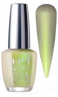 OPI, Лак с преимуществом геля Infinite Shine, 15 мл (243 цвета) Olive For Pearls! / Neo-Pearl Effects