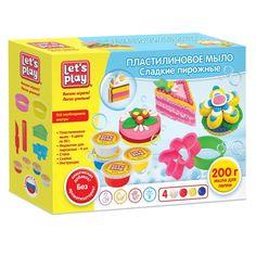 Мыло Lets Play Сладкие пирожные