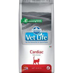 Сухой корм Farmina Vet Life Dog при хронической сердечной недостаточности, с курицей, 10 кг