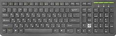 Клавиатура беспроводная Defender