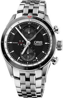 Швейцарские мужские часы в коллекции Artix GT Мужские часы Oris 674-7661-41-54MB