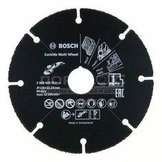 Диск пильный по дереву Bosch Carbide Multi Wheel, 125 мм