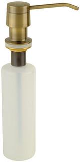 Дозатор для жидкого мыла 360 мл Veragio Sbortis Bronzo VR.SBR-8441.BR