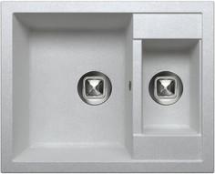 Кухонная мойка Tolero серый металлик R-109 №001