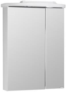Зеркальный шкаф 65х85,4 см белый глянец Акватон Норма 1A002102NO010