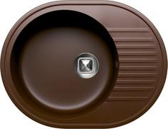 Кухонная мойка Tolero коричневый R-122 №817