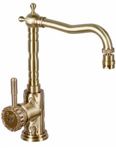 Смеситель для кухни Bronze De Luxe Windsor 10107К
