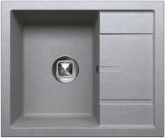 Кухонная мойка Tolero серый R-107 №701