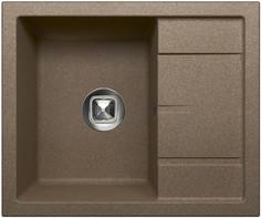 Кухонная мойка Tolero темно-бежевый R-107 №823