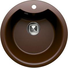Кухонная мойка Tolero коричневый R-108E №817