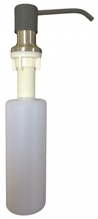 Дозатор для жидкого мыла 300 мл Bamboo Форум черный 705.722.BM.407